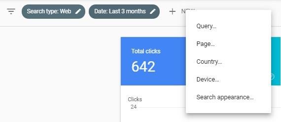 فیلترهای باحال برای بخش عملکرد سایت یا Performance